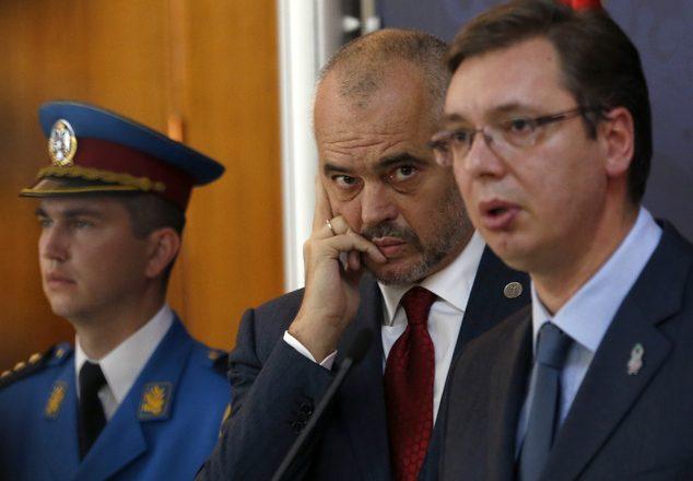 "Rama ""zbërthen"" raportet Kosovë-Serbi"