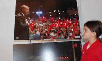 Ekspozitë për puçin kundër Erdoganit në Prishtinë