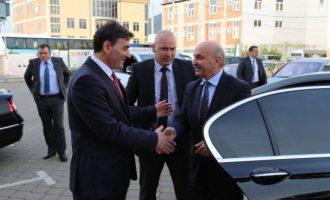 Ministri turk i qeverisë kosovare publikisht kundër Gulen