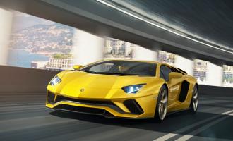 "Lamborghini prezanton modelin e ri ""Aventador S"""