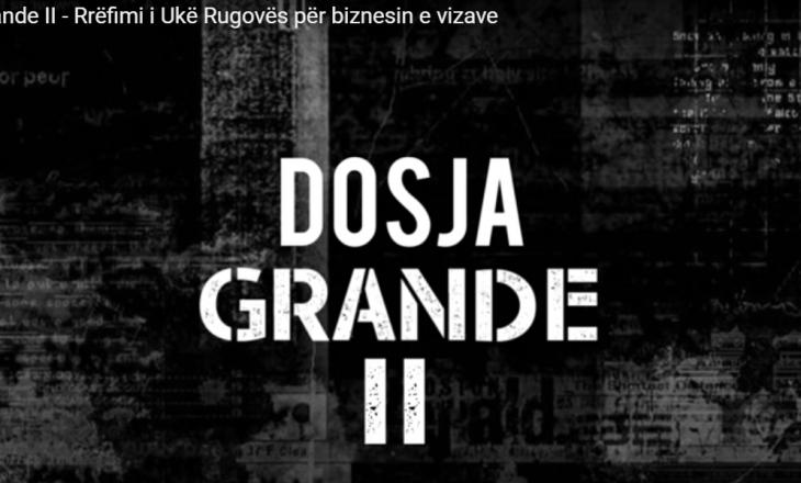 Dosja Grande II – Rrëfimi i Ukë Rugovës për biznesin me viza