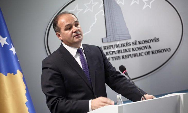 Hoxhaj: Do të aplikojmë përsëri për anëtarësim në UNESCO
