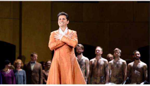 Saimir Pirgu nominohet për çmimin 'Grammy'