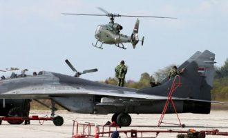 Rusia furnizon me armë Serbinë