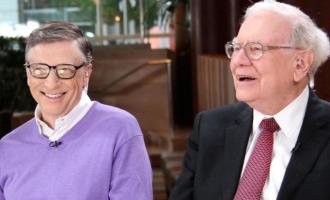 Miliarderët Buffett dhe Gates bien dakord për librin më të mirë të biznesit