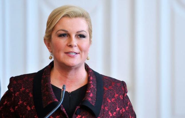 Presidentja kroate i përgjigjet Vuçiqit: S`ka BE pa i përmbushur kriteret