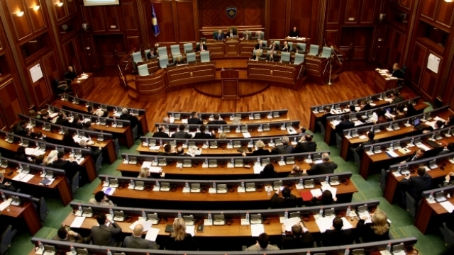 Sot seanca e rregullt e Kuvendit të Kosovës