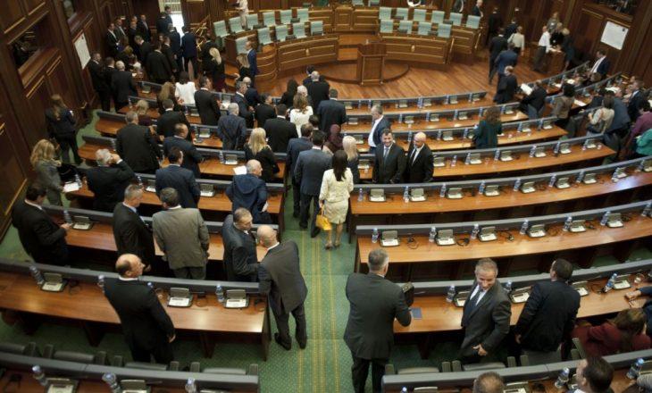 Përfaqësuesit e veteranëve krijojnë 'tensione' në seancën e Kuvendit