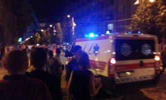 Plagoset një person në Prishtinë