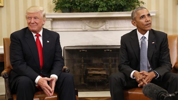 Trump: Obama, një i sëmurë