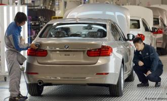 BMW tërheq 200.000 makina në Kinë, shkak 'airbag'-ët