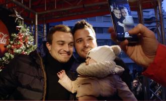 Shaqiri befason zviceranët para festës së krishtlindjes