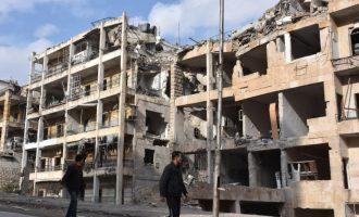 Zbulohen varre masive në Alepo