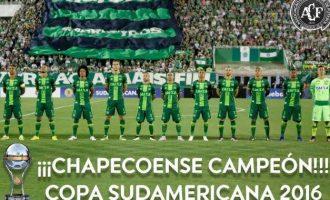 """Skuadra braziliane që pësoi aksident ajror fiton kupën """"Sudamericana"""""""
