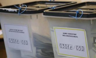 Numërimi i votave me kusht do të ndiqet drejtpëdrejt nga mediat