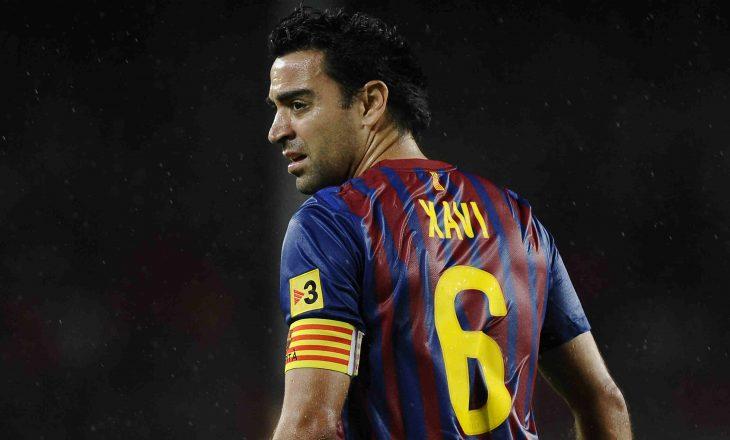 Xavi tregon se cilin lojtar duhet ta transferoj Barcelona