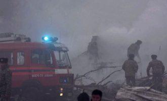 Mbi 30 të vdekur nga rrëzimi i avionit turk