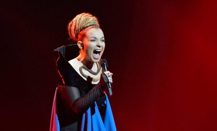 """Kënga """"Suus"""" e Rona Nishliu në mesin e këngëve më të mira në historinë e Eurovizionit"""