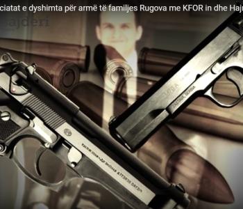 Dosja Grande VIII- Negociatat e dyshimta të familjes Rugova për armë me KFOR-in dhe Hajredin Kuçin