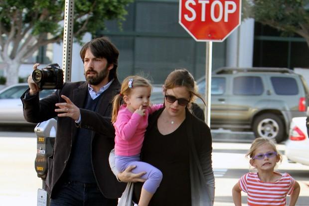 Affleck nuk dëshiron që fëmijët e tij të bëhen aktorë