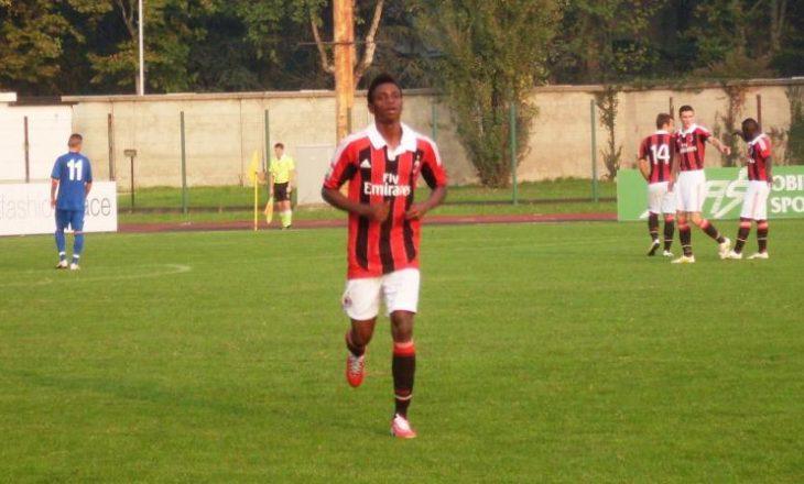 Ish-lojtari i Milanit i bashkohet Kukësit