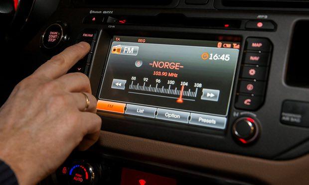 """Norvegjia mbyll sinjalin """"FM"""""""