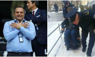 Ahmeti merret me Mogherinin – bora pamundëson lëvizjen e lirë midis kryeqytetit