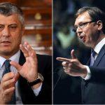 Paga e presidentit Thaçi shumë më e lartë se e Vuçiqit