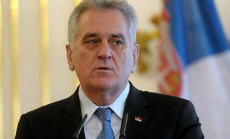 """Nikoliq thotë se """"Serbia dëshiron paqe me Kosovën"""""""