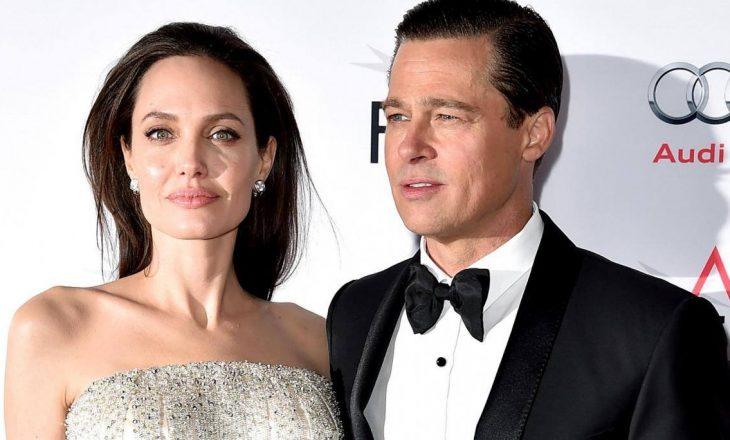 Jolie dhe Pitt finalizojnë ndarjen në formë private