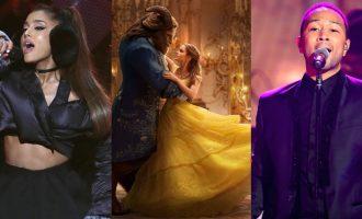 Ariana Grande dhe John Legend, sjellin versionin e ri për filmin 'E bukura dhe bisha'
