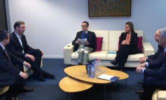 Bisedimet Kosovë – Serbi në nivel presidentësh e kryeministrash