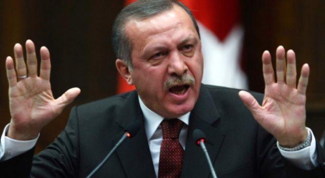 """Erdogan e quan """"spiun gjerman"""" gazetarin e arrestuar"""