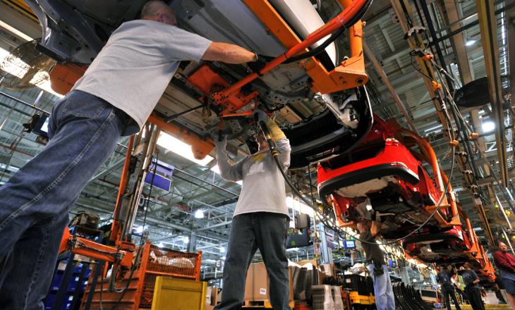 Ford nis vitin me më pak fitime se në vitin 2016