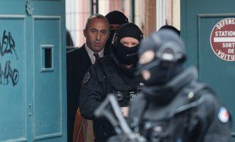 Haradinaj akuzon Francën se po e mbështetë lojën e Serbisë