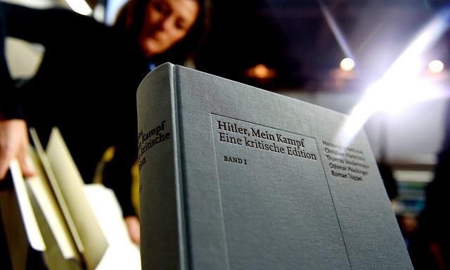 Pas 70 vitesh ndalimi, libri i Hitlerit bëhet libri më i shitur i vitit
