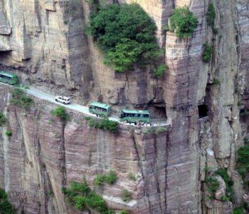 Disa nga rrugët më të rrezikshme në botë