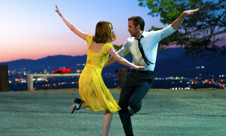 """La La Land"" thyen rekordet e çmimeve Golden Globe"