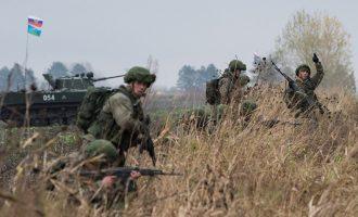 """Manovrat ushtarake dhe armatimi nga Rusia që i paraprinë """"kërcënimeve serbe"""""""