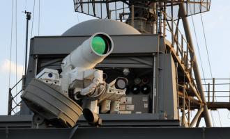 Britania investon në armët lazer