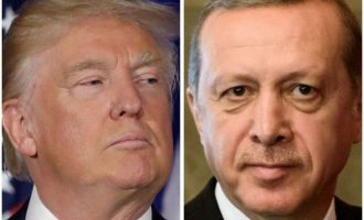 Turqia dhe Shtetet e Bashkuara të Presidentit Trump