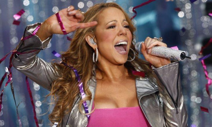 Vazhdojnë kritikat ndaj Mariah Carey për paraqitjen gjatë festës së Vitit të Ri