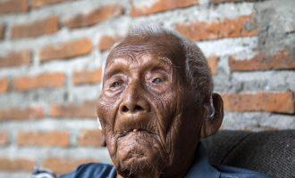 Njeriu më i vjetër në botë feston 146-vjetorin dhe tregon sekretin e jetëgjatësisë