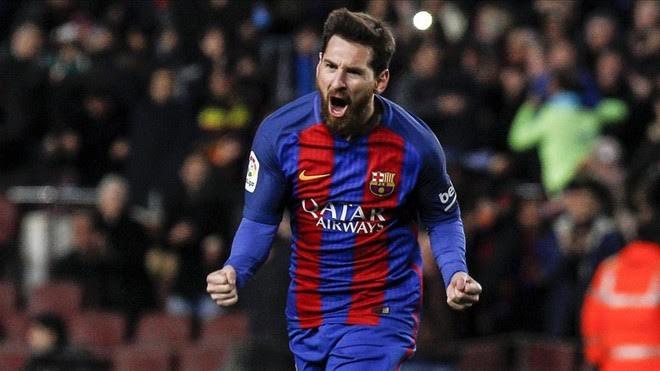 Barca TV zbulon videon e rrallë të Messit