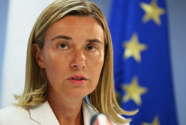 Mogherini sot nis turneun e vizitave në Ballkan