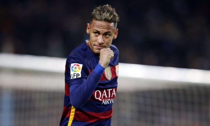 Neymar tregon blerjen ideale të Barcelonës