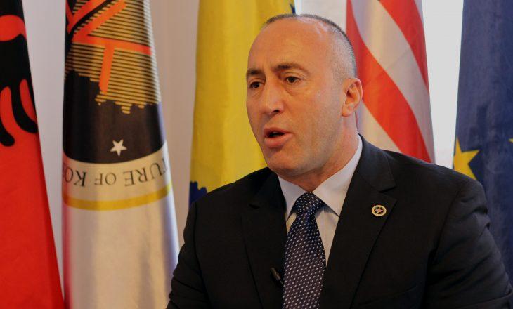 Gjini: Mogherini tha se nuk mund t'i përziemi drejtësisë franceze për rastin e Haradinajt