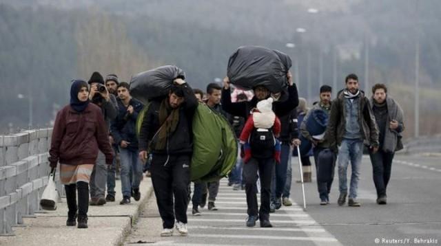 OKB: Numri i refugjatëve sirianë është 5 milionë
