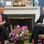 Presidenti Thaçi zhvillon bisedë telefonike me Joe Biden