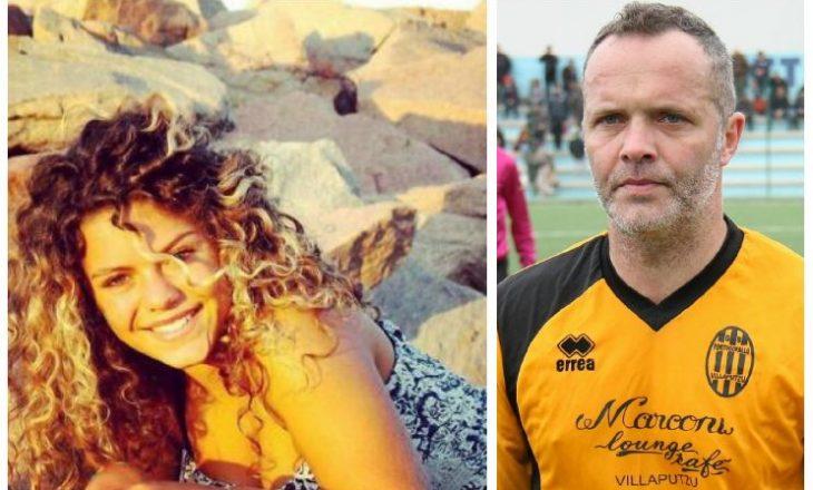 Ish-futbollisti italian tash polic në Kosovë përfundon misionin pas vdekjes së vajzës